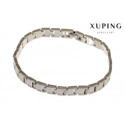 Bransoletka rodowana - Xuping - MF1171