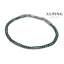 Bransoletka rodowana - Xuping - MF1219-3