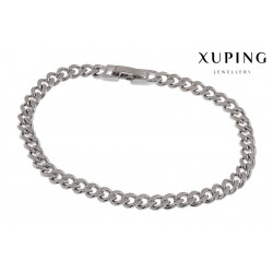 Bransoletka rodowana - Xuping - MF1493