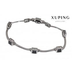 Bransoletka rodowana - Xuping - MF1471-1