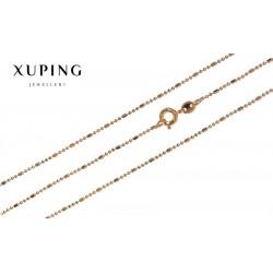 Łańcuszek pozłacany 18k Xuping - FM0951