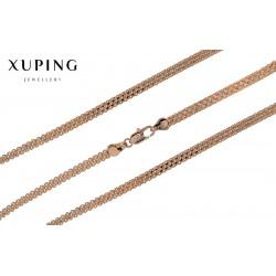 Łańcuszek pozłacany 18k Xuping - FM0953