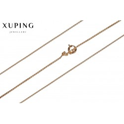 Łańcuszek pozłacany 18k Xuping - FM0954