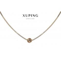 Łańcuszek pozłacany 18k Xuping - FM0957