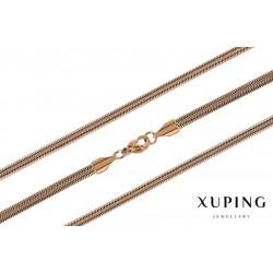 Łańcuszek pozłacany 18k Xuping - FM14304