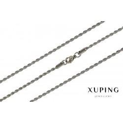 Łańcuszek rodowany Xuping - FM14308