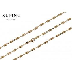 Łańcuszek pozłacany 18k Xuping - MF1497