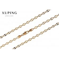 Łańcuszek pozłacany 18k Xuping - MF1498