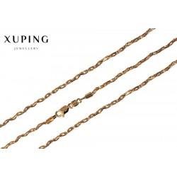 Łańcuszek pozłacany 18k Xuping - MF1499