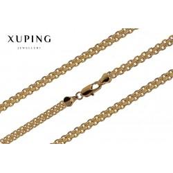 Łańcuszek pozłacany 18k Xuping - MF1500