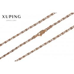 Łańcuszek pozłacany 18k Xuping - MF1503