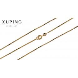 Łańcuszek pozłacany 18k Xuping - MF1504