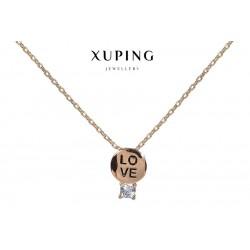 Łańcuszek pozłacany 18k Xuping - MF1508