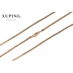 Łańcuszek pozłacany 18k Xuping - MF1512