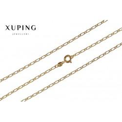 Łańcuszek pozłacany 18k Xuping - MF1521
