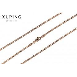 Łańcuszek pozłacany 18k Xuping - MF1523
