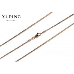 Łańcuszek pozłacany 18k Xuping - MF1524