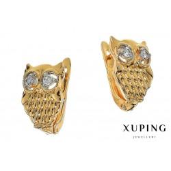Kolczyki Xuping - FM0911
