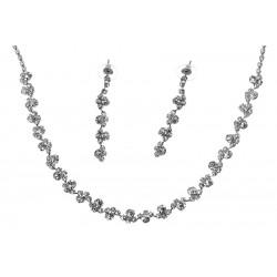 Komplet biżuterii dżetowy - MF2065-2